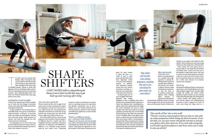Shape shifters pg 1